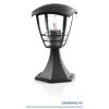 Philips Creek kerti kültéri állólámpa, E27 foglalat, fekete - 153823016