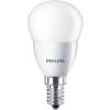"""Philips LED izzó, E14, csillár, 5,5W, 470lm, 230V, 2700K, P45,  """"CorePro"""""""
