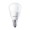"""Philips LED izzó, E14, csillár, 7W, 830lm, 230V, 4000K, P48,  """"CorePro"""""""