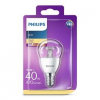 Philips LED luster 5.5-40W P45 E14 827 CL ND (8718696454817)