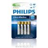 Philips LR03E4B/10 AAA extreme life elem