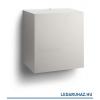 Philips Macaw kültéri falra szerelhető LED lámpa, inox, 1 x 3W, 270 lm, 2700K melegfehér - 173034716