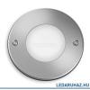 Philips Moss kültéri süllyesztett LED spotlámpa, inox, 1 x 3W, 270 lm, 2700K melegfehér - 173064716