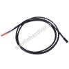 Phobya Hőmérséklet érzékelő, 80cm kábel - Fekete