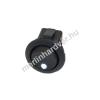 Phobya kerek kétállású kapcsoló - fehér LED - unipoláris ON/OFF (3-Pin)