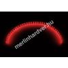 Phobya LED-Flexlight Low Density 60cm Piros - (36x SMD LED)