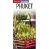 Phuket laminált térkép - Insight