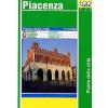 Piacensa térkép - LAC