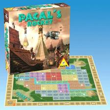 Piatnik Pacal's Rocket társasjáték