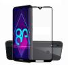 Picasee 3D üvegfólia kerettel az alábbi mobiltelefonokra Honor 8A - fekete