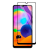 Picasee 3D üvegfólia kerettel az alábbi mobiltelefonokra Samsung Galaxy A31 A315F - fekete