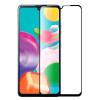 Picasee 3D üvegfólia kerettel az alábbi mobiltelefonokra Samsung Galaxy A41 A415F - fekete