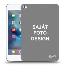 Picasee Átlátszó szilikon tok az alábbi táblagépre Apple iPad mini 4 - Saját fotó/motívum tablet tok