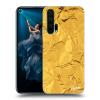 Picasee Fekete szilikon tok az alábbi mobiltelefonokra Honor 20 Pro - Gold
