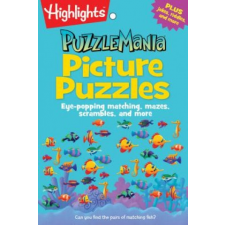 Picture Puzzles – Highlights for Children puzzle, kirakós