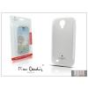 Pierre Cardin Samsung i9500 Galaxy S4 szilikon hátlap - fehér