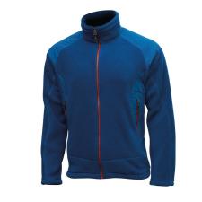 Pinguin Canyon Jacket S / kék férfi pulóver, kardigán