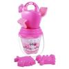 Pink4 Homokozó eszköz szett öntözőkannával Charmy Kitty