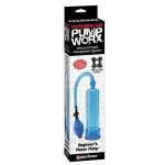 Pipedream - Pump Worx Pump Worx péniszpumpa kezdőknek - kék