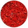 Piros akvárium aljzatkavics (2-4 mm) 0.75 kg