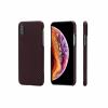Pitaka tok Black/Red Twill (KI8003XS) Apple Iphone Xs készülékhez