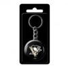 Pittsburgh Penguins Kulcstartó - mini korong NHL
