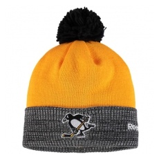 Pittsburgh Penguins TĂŠli sapka Stadium Series Goalie Cuffed Knit Hat