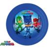 Pizsihősök PJ Masks, Pizsihősök lapostányér, műanyag 3D