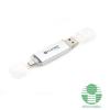 Platinet Pen Drive 16GB AX-Depo USB2.0 / micro USB ezüst /PMFA16S/ (PMFA16S)
