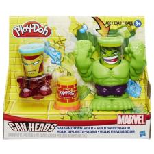 Play-Doh Hihetetlen Hulk gyurmaszett gyurma
