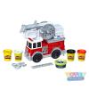 Play-Doh : Tűzoltóautó játékszett