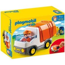 Playmobil 1.2.3 Az első kukásautóm 6774 playmobil