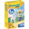 Playmobil 1.2.3 tündér és őzike 70402