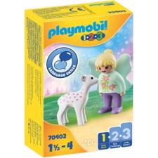 Playmobil 1.2.3 tündér és őzike 70402 playmobil