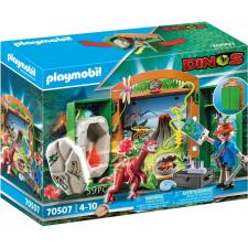 Playmobil 70507 Dinokutató játékdoboz playmobil