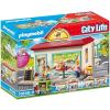 Playmobil 70540 Hamburgerező terasszal