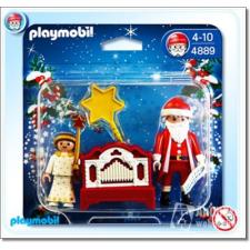 Playmobil Angyalka Mikulással és verklivel 4889 playmobil