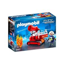 Playmobil City Action Tűzoltó robot 9467 playmobil