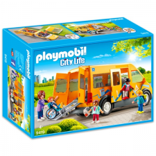 Playmobil City Life Iskolabusz 9419 playmobil