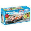 Playmobil City Life Mentőautó szirénával 70050