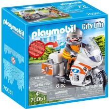 Playmobil City Life sürgősségi motor villogóval (70051) playmobil