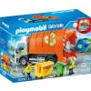 Playmobil City Life Szelektív hulladékgyűjtő autó 70200