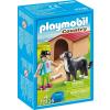 Playmobil Country Házőrző kutyaházzal 70136