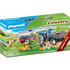 Playmobil Country Traktor víztartállyal 70367 playmobil