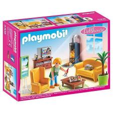 Playmobil Élvezem a kandalló melegét (5308) playmobil