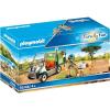 Playmobil Family Fun Állatkerti állatorvos járművel 70346