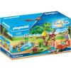 Playmobil Family Fun Kacsák és vörös pandák a kifutón 70344