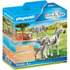 Playmobil Family Fun Zebracsalád 70356