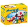 Playmobil Mentőautó (9122)