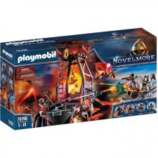 Playmobil Novelmore Burnham láva bányája 70390 playmobil